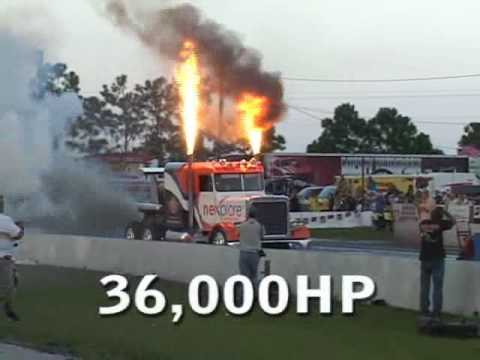 Fastest Truck on Earth!