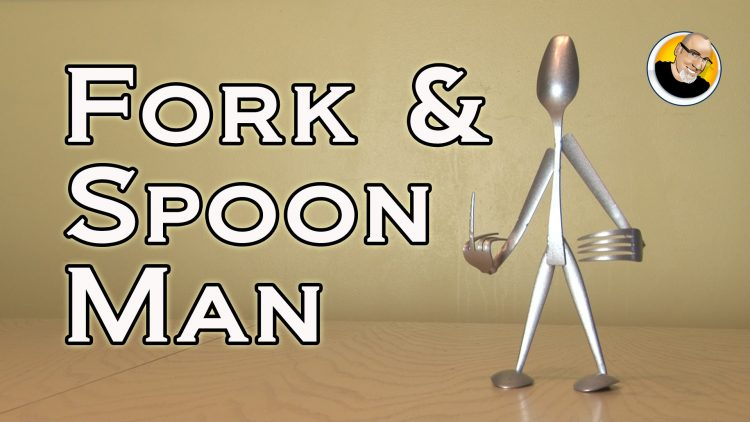 Fork and Spoon Man!