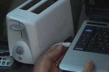 World's First USB Toaster?