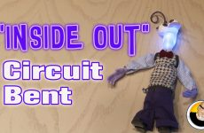 """""""Inside Out"""" Circuit Bent!"""