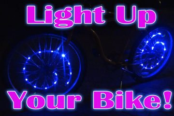 Light Up Your Bike!