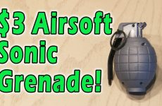 $3 Airsoft Sonic Grenade!