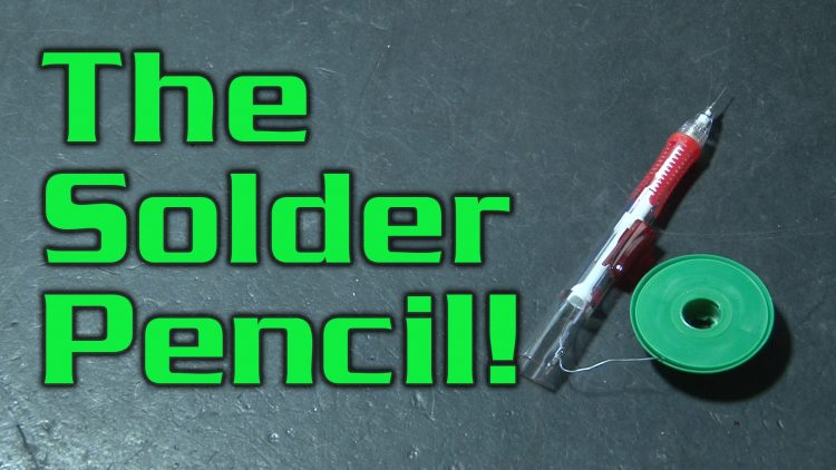 The Solder Pencil!