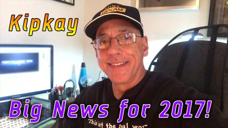Kipkay – Big News for 2017!